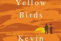 Community Reads 2014 / This year's Community Reads selection is The Yellow Birds by Kevin Powers. Also featured, other books considered by the planning group.
