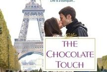 The Chocolate Touch by Laura Florand / The Chocolate Touch #4 in the Amour et Chocolat series by Laura Florand.