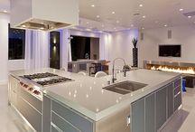 Kjøkken / Kjøkken og kjøøkeninnredning