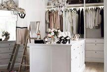 Garderobe / Garderobe- walk in- garderobeinnredning