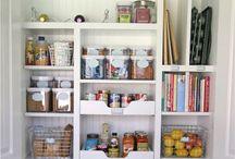 Oppbevaring og organisering / Oppbevaring-Lagring-organisering av hjemmet