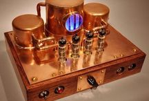 Tube (valve) audio / classic and modern
