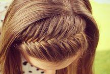 hair ideas / by anna schneider