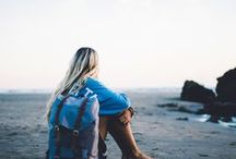 ⌂ TRAVEL / Many rivers we will cross. Many miles we will walk. Sharing laughter, sharing tears. Buildin' memories through the years.