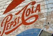 Pepsi & Coca Cola / by Kymberlee