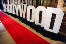 'Hollywood' Prom theme / Ideas for Hollywood themed prom