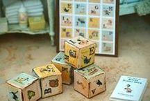 Dollhouse Printables for Children