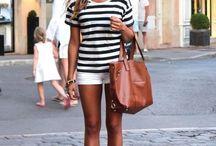 Sommer/Frühling Inspirationen / Es gibt immer schöne Outfits, hier sammle ich sie!