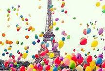 Paris / tout ce qui a un rapport avec Paris.