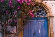 Portes / portes italiennes