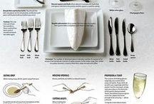 Art de la table / Guide du savoir-faire & Savoir vivre