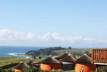 Swell Eco Lodge - South Africa / Swell Eco Lodge - Transkei - Wild Coast Accommodation - South Africa
