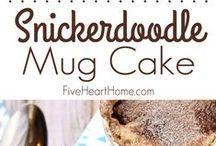 Food Micro Onde & Mug. / Tout ce qui se fait au micro-onde ou dans une tasse