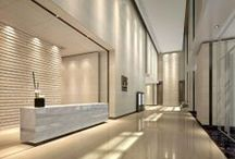 Public Indoor Spaces / Lobbies, Receptions, Foyers, Conference Halls, etc