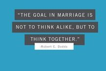 Marriage - In it for the Long Haul