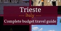 Italie Frioul-Vénetie Julienne Trieste