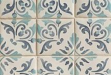 Tiles / Ceramic, porcelain or concrete tiles