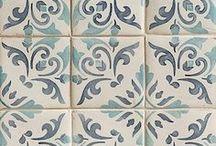 Tiles / Ceramic, porcelain or concrete tiles