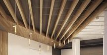 Ceilings / Ceilings and rooftops | design - lighting