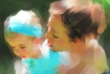 Digital Art / Art created with digital tools such as Corel Painter or ArtRage