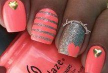 Nails...Make up...