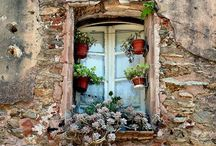 WInDOWS... / Windows tell a lot about us...as individuals and as families... / by Nancy Whitson