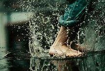 Rain / Rain makes world lovely...