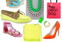 Neon.. / Eye catch colors....wear it....