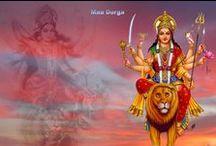 Devi Maa / Durge devi namostute...Adhyshakti...Jagdamba bhavani....