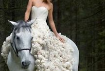 Gowns... / Perfect attire for Wedding...