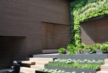 exteriors || gardens | homarchitetti