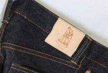Pure Blue Japan Jeans / Pure Blue Japan jeans are dyed with natural indigo and become a natural part of you the longer they are worn. For more details, please visit: http://www.purebluejapan-wiki.com/