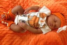 """Tennessee Volunteer Baby / Future Tailgater offers awesome Tennessee Volunteer baby apparel, accessories & gift sets for baby fans. Our items will make you smile cause they're """"Made to Play""""!"""