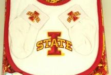 """Iowa State Cyclones / Future Tailgater offers awesome Iowa State Cyclones baby apparel, accessories & gift sets for baby fans. Our items will make you smile cause they're """"Made to Play""""!"""