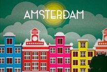 Amsterdam / I am originally from Denmark but in January 2014 I moved to Amsterdam. This is pins with places I have seen or would like to see in Amsterdam - or just pins I like :)