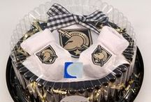 """Army Black Knights Baby / Future Tailgater offers awesome Army Black Knights baby apparel, accessories & gift sets for baby fans. Our items will make you smile cause they're """"Made to Play""""!"""