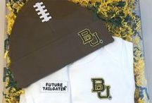 """Baylor Bear Baby / Future Tailgater offers awesome Baylor Bears baby apparel, accessories & gift sets for baby fans. Our items will make you smile cause they're """"Made to Play""""!"""