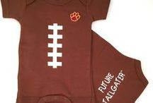 """Bloomsburg Huskies Baby / Future Tailgater offers awesome Bloomsburn Huskies baby apparel, accessories & gift sets for baby fans. Our items will make you smile cause they're """"Made to Play""""!"""