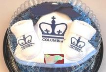 """Columbia University Baby / Future Tailgater offers awesome Columbia baby apparel, accessories & gift sets for baby fans. Our items will make you smile cause they're """"Made to Play""""!"""