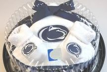 """Penn State Nittany Lion Baby / Future Tailgater offers awesome Penn State Nittany Lions baby apparel, accessories & gift sets for baby fans. Our items will make you smile cause they're """"Made to Play""""!"""
