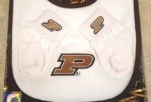 """Purdue Boilermakers Baby / Future Tailgater offers awesome Purdue Boilermakers baby apparel, accessories & gift sets for baby fans. Our items will make you smile cause they're """"Made to Play""""!"""