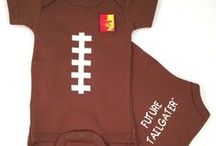 """Pittsburg State Gorillas Baby / Future Tailgater offers awesome Pittsburg State Gorillas baby apparel, accessories & gift sets for baby fans. Our items will make you smile cause they're """"Made to Play""""!"""