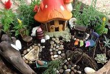 Kert, növények, kerti építmények