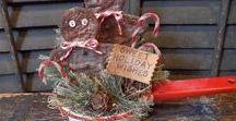 Christmas / Christmas crafts, decorating, recipes.