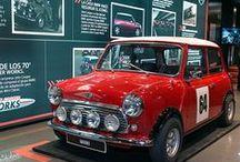 Mini / Classic Mini cars