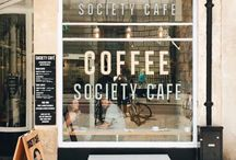 S H O P S • C A F E S / Gorgeous shops and cafes - inside and out