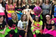 Bounce Studios Dance Parties / For the best 2 hour dance parties. We have instructors and venues Nationwide with lots of themes to choose from!  http://www.bouncestudios.co.uk