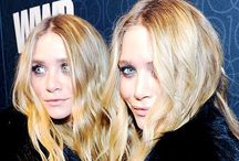 MKA | Mary-Kate & Ashley Olsen / All about the Olsen twins, Mary-Kate and Ashley. / by Daiana
