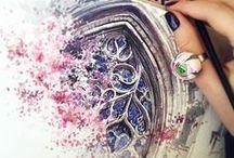 Art--Watercolor & Paint / Colorful artworks in various media that inspire me