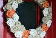 wreaths / by Rachel W